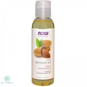 Now Aceite de Almendras 118ml Puro 100% Bogota Colombia Almond oil