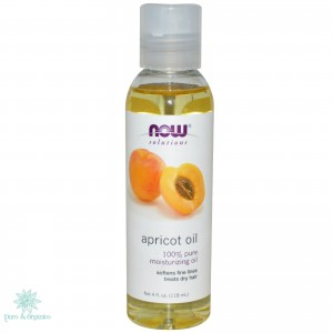 Aceite de Albaricoque 118ml Puro Now Apricot oil Bogota