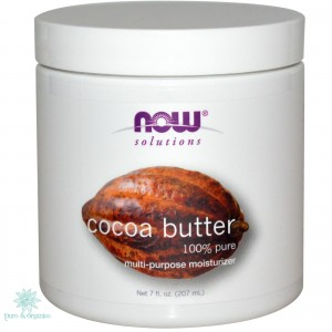 Now Foods Solutions Manteca de Cacao 207ml Bogota Colombia butter Cocoa