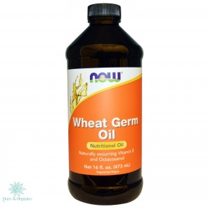 Now Foods Aceite de germen de Trigo 476ml Wheat Germ Oil Bogota