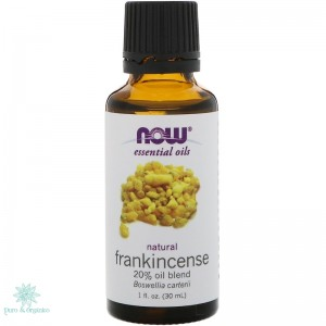 Now Foods Aceite Esencial de Incienso 30ml Frankincense oil