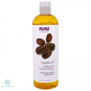 Now Foods Solutions Aceite De Jojoba 476ml Puro Bogota