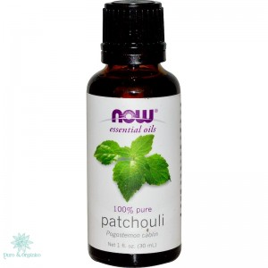 Aceite Esencial Pachuli 30ml patchuli ( Pogostemon Cablin)