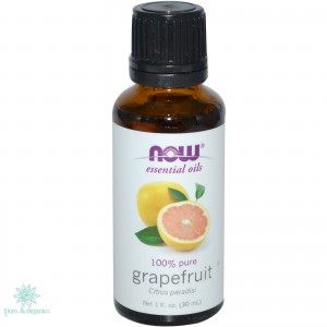 Now Foods Aceite Esencia de Pomelo l 30ml Puro Toronja Citrus Paradisi Colombia Grapefruit oil