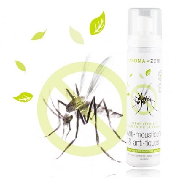 repelente Natural antimosquitos y garrapatas bebes